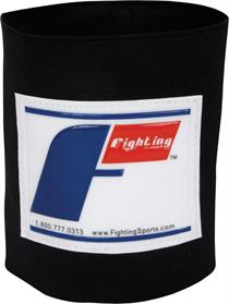 Fighting Sports Slip-On ElasticLthr Cuff Sleeves